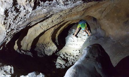 Crónica de la ruta MTB exploración de cueva de los Telares en la sierra de Ricote