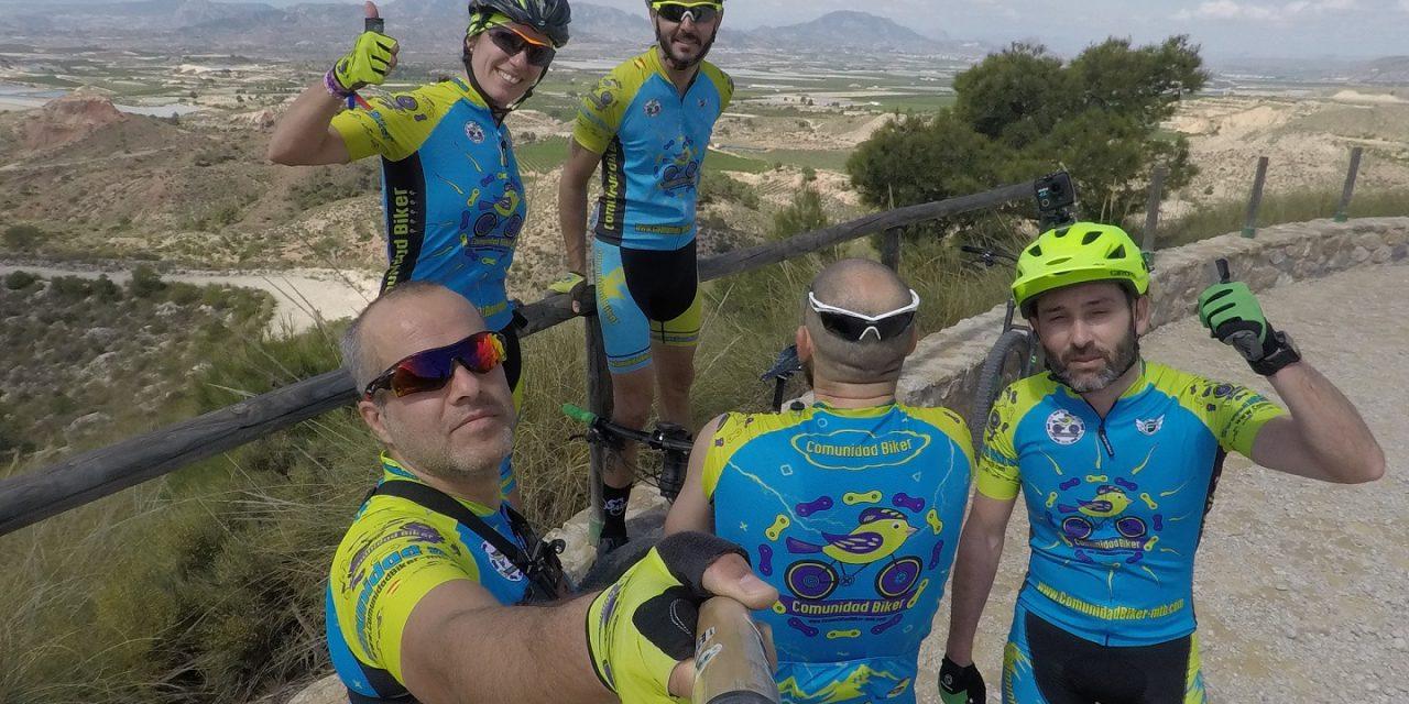 Crónica de la ruta MTB Molina Albarda Sierra Espada Hurona La Poza Los Coloraos Parque Vicente Blanes Pedrera Rellano Rambla del Chorro y el Carrizalejo