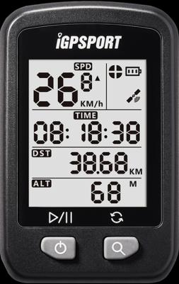 iGPSPORT iGS20E dispositivo GPS para ciclismo