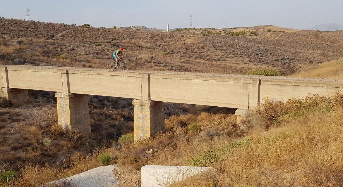 Crónica de la ruta de ciclismo de montaña por Casa Ros Rambla Calderones Puentes de Madison Montepríncipe Altorreal Salinas de Molina