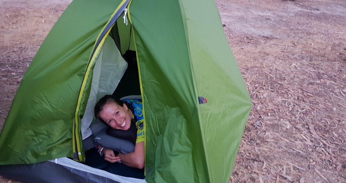 Viajando a la aventura con tienda de campaña e improvisando el destino por Portugal y España