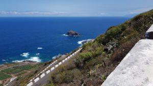 Acantilados de La Culata en Tenerife por Comunidad Biker MTB