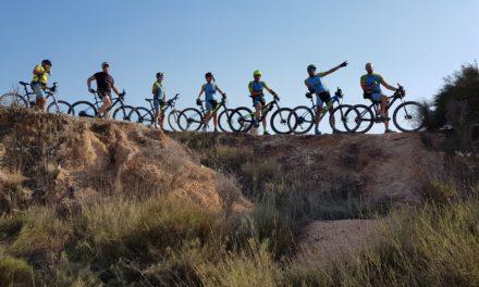 Crónica de la ruta MTB Molina Salinas y Altorreal por Circuito Diabólico de Patrick