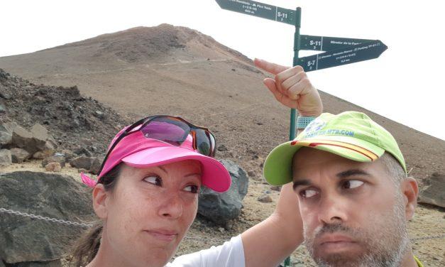 Tocando el cielo en la cima del Teide en Tenerife – Ascenso y descenso al Pico del Teide al cráter desde montaña Majua