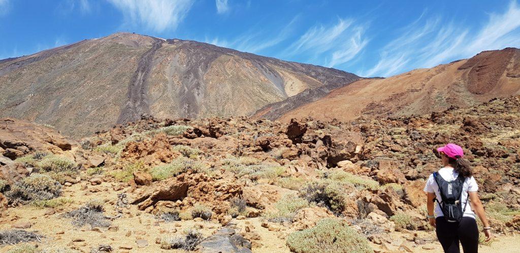 vSendero 39 del Teide camino del Monte Blanco en paisaje volcánico Tenerife por Comunidad Biker MTB 2Sendero 39 del Teide camino del Monte Blanco en paisaje volcánico Tenerife por Comunidad Biker MTB