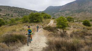 Descenso Senda Nino Schurter en Sierra de la Pila por Comunidad Biker MTB
