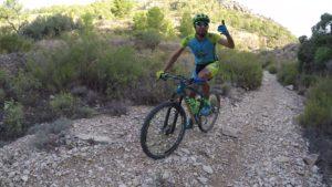 Ciclismo de montaña por Barranco del Mulo por Comunidad Biker MTB