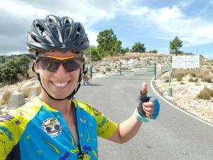 Comunitaria Patricia Carmona en el Morrón de Espuña EVA 13 por Comunidad Biker MTB