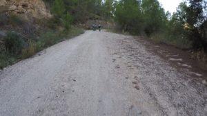 Ruta de ciclismo de montaña por el Cajal en la Sierra de Ricote por Comunidad Biker MTB