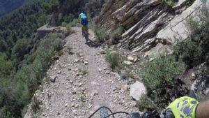 Ruta de ciclismo de montaña por el Collado de la Madera en Sierra de Ricote por Comunidad Biker MTB