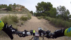 Monte Arabí en Yecla por Comunidad Biker MTB