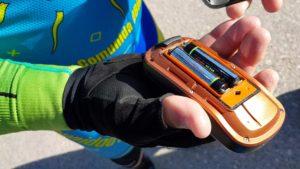 Dispositivo GPS a pilas por Comunidad Biker MTB