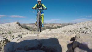 Ciclismo MTB BTT de montaña por Cañada Hermosa por Comunidad Biker MTB