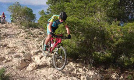 Crónica de la ruta MTB Coto Cuadros por sendas y caminos grabando GPS y pesando bicicletas