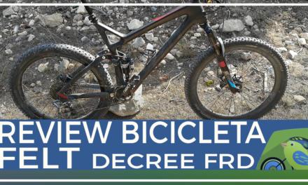 Vídeo | Review bicicleta Felt Decree FRD de Víctor de Abarán