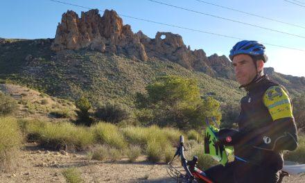 Crónica de la ruta MTB a la Cueva del Belén a grabar el villancico comunitario