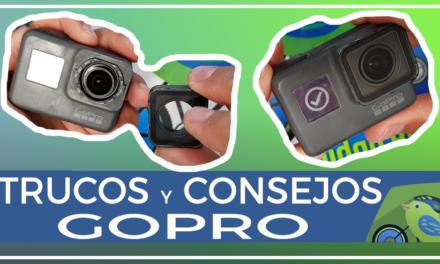 📸📸Duración batería GoPro | Firmware | Cambio protector lente📸📸