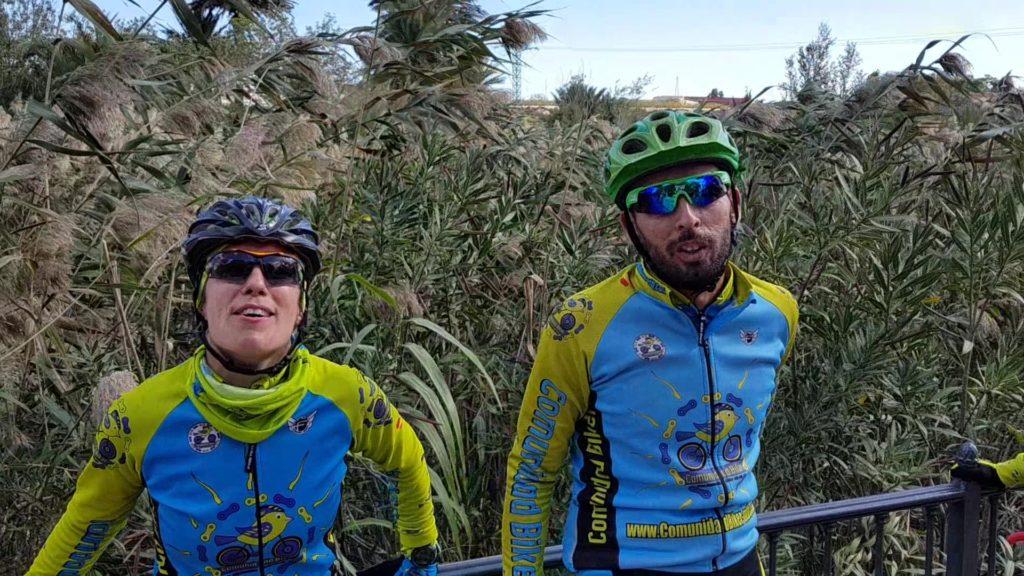 Saludos y ánimos a nuestro comunitario Picón para que se recupere pronto de su lesión por Comunidad Biker MTB