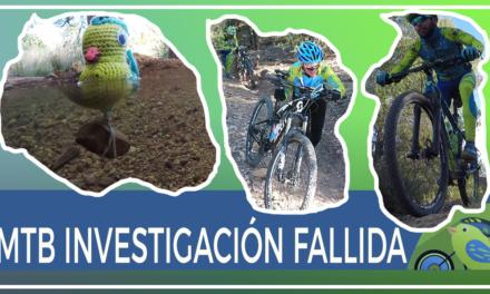 Vídeo | Investigación fallida en ruta de ciclismo de montaña