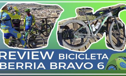 Vídeo | Review bicicleta Berria Bravo 6 comunitario Samuel