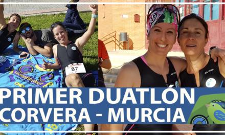 Vídeo | Primera duatlón cross de comunitaria Patricia en Corvera