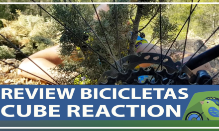 Vídeo | Review bicicletas Cube Reaction comunitarios Jose Antonio y Benito