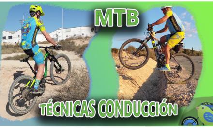 Vídeo | Ejercicios entrenamiento técnicas de conducción MTB BTT