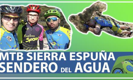 Vídeo | MTB Sierra Espuña Sendero Agua con comunitarios Jose Antonio y Benito
