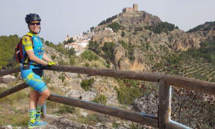 Crónica de la ruta MTB Jaén Cañada Morales Segura de la Sierra antenas del Yelmo