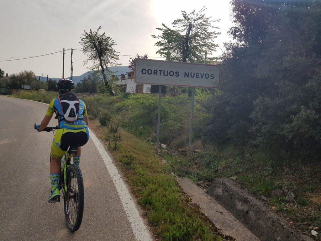 Cortijos Nuevos en Jaén por Comunidad Biker MTB