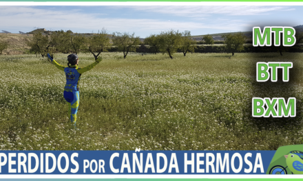 Vídeo | Perdidos por Cañada Hermosa en ruta de ciclismo de montaña