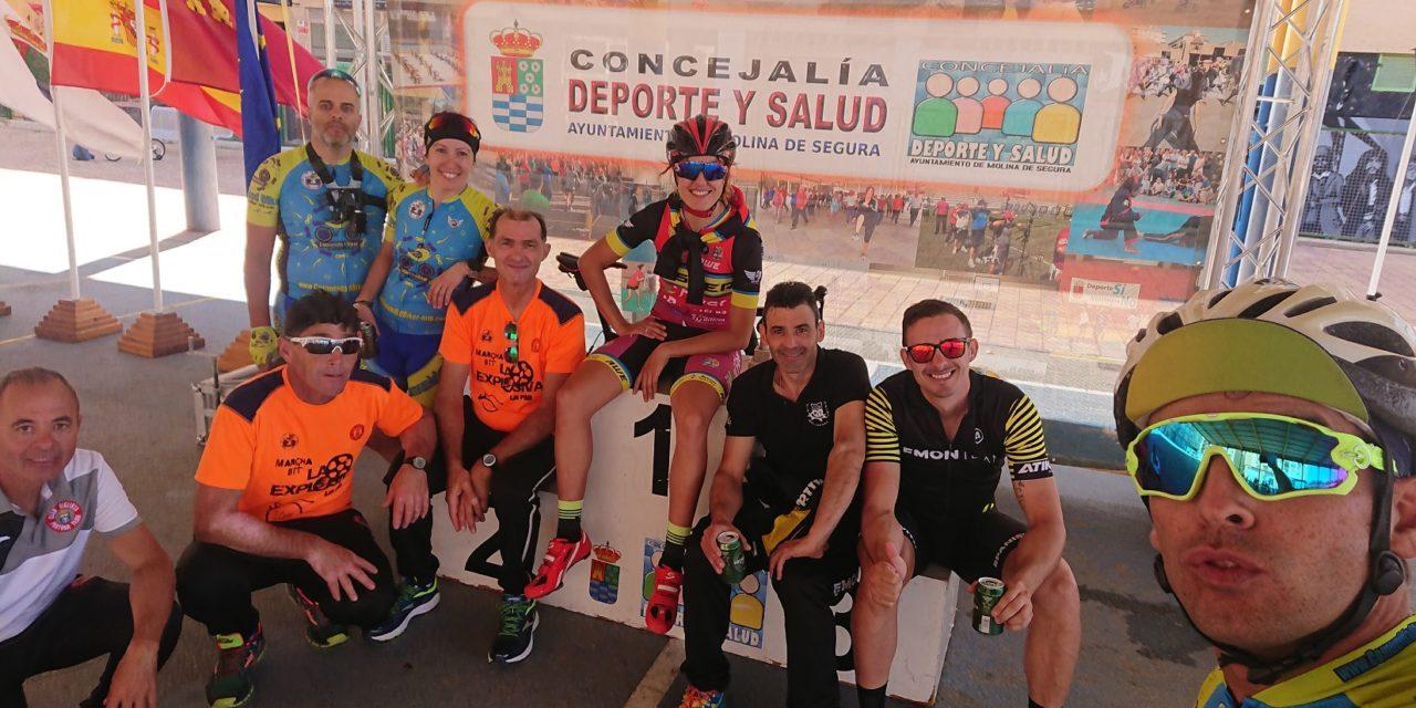 Crónica de la XXXI Marcha cicloturista de la Conserva en Molina de Segura. Mi primera marcha en bici de carretera