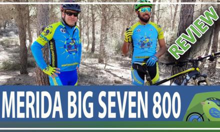 Vídeo | Review bicicleta Merida Big Seven 800 comunitario Juan Antonio