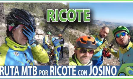 Vídeo | Ruta MTB por Ricote Madera Aguilucho con comunitario Josiño