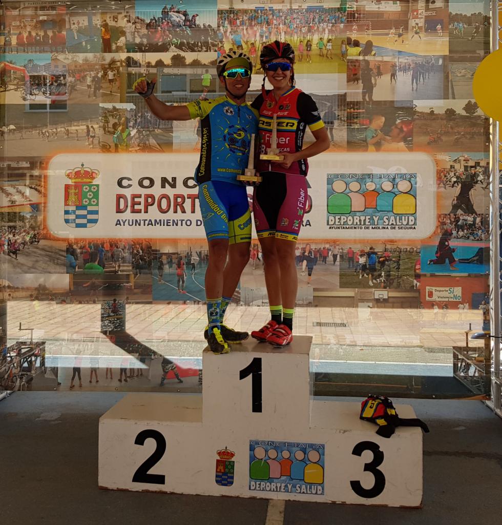 Marcha cicloturista Ruta de la Conserva XXXI en Molina de Segura por Comunidad Biker MTB - Premio a la bici vintage