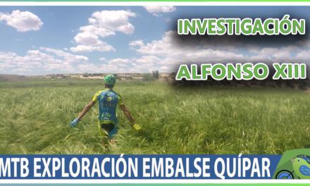Vídeo   MTB BXM exploración por embalse Alfonso XIII Quípar