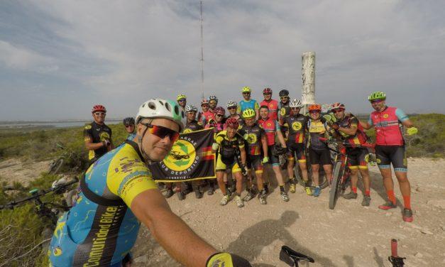 Crónica de la ruta MTB por Torrevieja con los Chatarras MTB