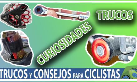 Vídeo    Curiosidades herramientas y trucos para ciclistas