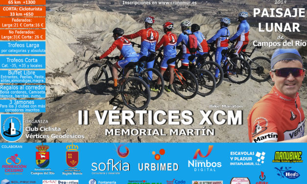 II Vértices XCM Memorial Martín (SILVER)