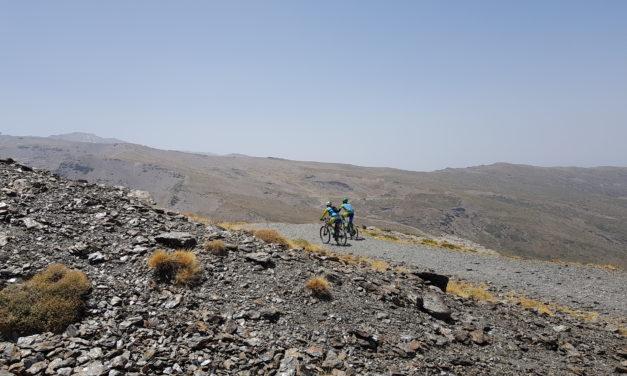 Ciclismo por Veleta en Sierra Nevada con autocaravana   Viaje 2