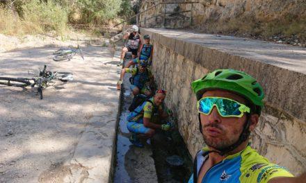 Crónica de la ruta MTB BXM El Infierno tiene nombre con guía Patrick a la Madama en el Carche desde la Pila