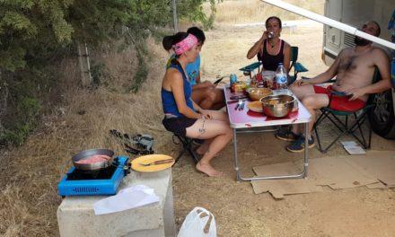 Crónica de la ruta BTT y senderismo por las Lagunas de Ruidera | Viaje 3 Autocaravana