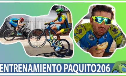Vídeo | Entrenamiento Paquito206 para campeonato España XCM y saludos