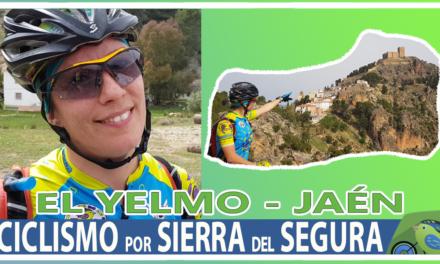 Vídeo |  Ciclismo por Segura de la Sierra y el Yelmo en Jaén