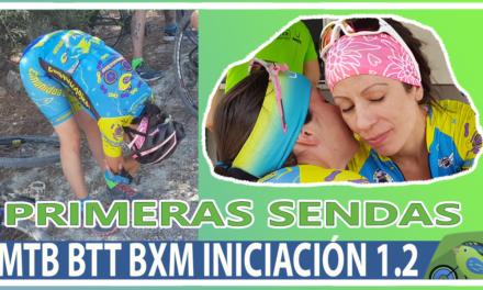 Vídeo | BXM iniciación ciclismo montaña 1.2 primeras sendas