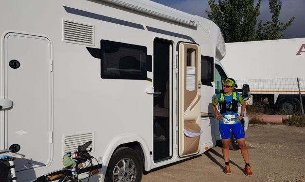Caravaca Experience Trail Carrera a pie por montaña 11K | Viaje 8 Autocaravana