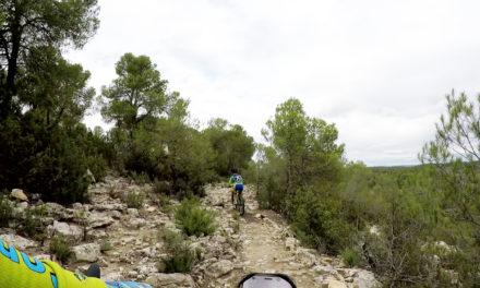 Crónica de la ruta MTB por Letur en Albacete | Viaje 7 Autocaravana