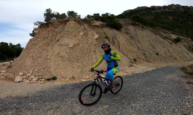 Crónica de la ruta MTB iniciación 1.5 con primer puerto de montaña por la Navela
