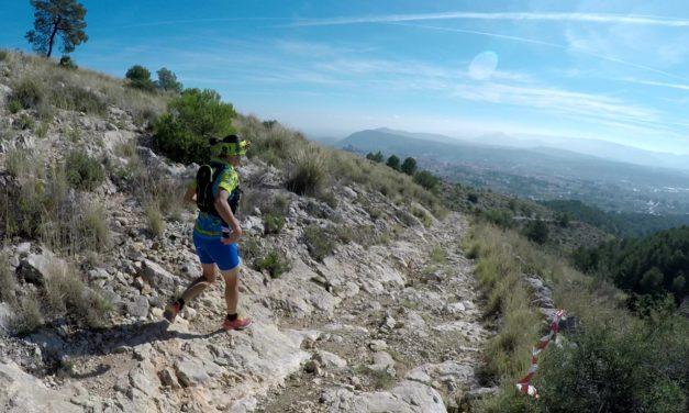 Mi primer trail running Caravaca Trail Experience por Patricia Carmona
