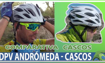 Vídeo | Comparativa cascos comunitarios | DPV Andrómeda